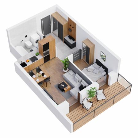 Mieszkanie 40