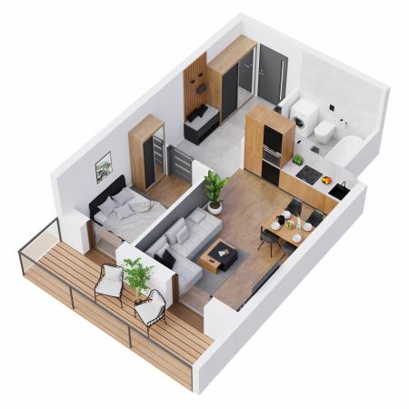 Mieszkanie 31