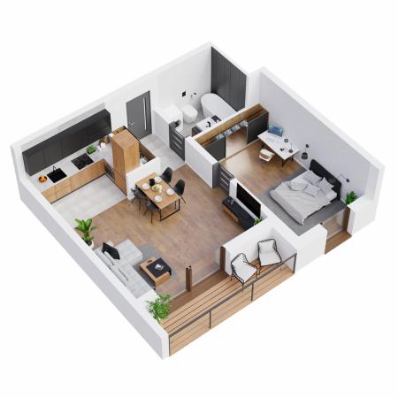 Mieszkanie 25