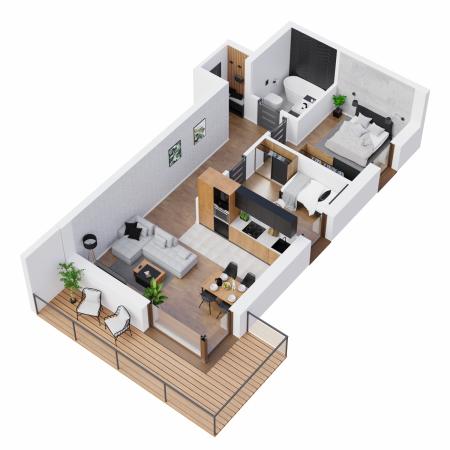 Mieszkanie 37