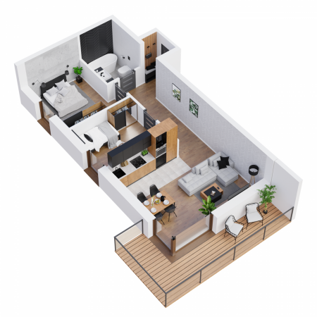 Mieszkanie 20